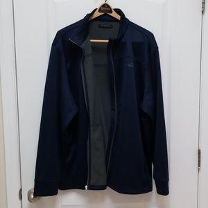 GREG NORMAN SHARK Full Zip Jacket GOLF